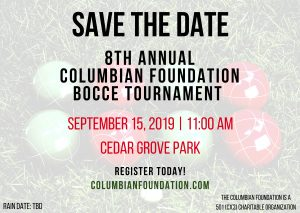 2020 Bocce Tournament @ Kevin O'Toole Park